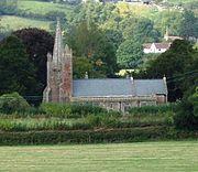 Ubley church