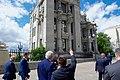 Ukrainian Foreign Minister Klimkin Shows Secretary Kerry the House of Chimeras in Kyiv (28117720396).jpg