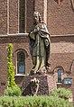 Ulft, het Heilig Hartbeeld (van Leo Jungblut) voor de Antonius van Paduakerk IMG 5393 2020-05-09 12.13.jpg