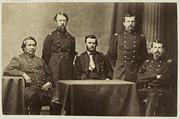 UlyssesSGrant staff ca1865 byJAWhipple Harvard