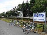 Undōkōenmae station01.JPG