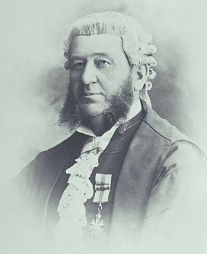 James Brunker - James Brunker at the 1898 Australasian Federal Convention.