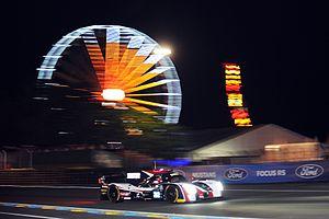 2017 European Le Mans Series - United Autosports Ligier JS P217.