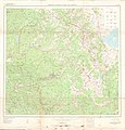 United States Geological Survey Map Yosemite, Published 1958.jpg