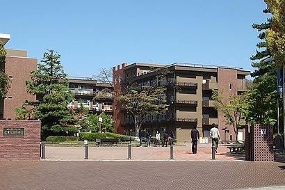 山梨大学への交通機関を使った移動方法
