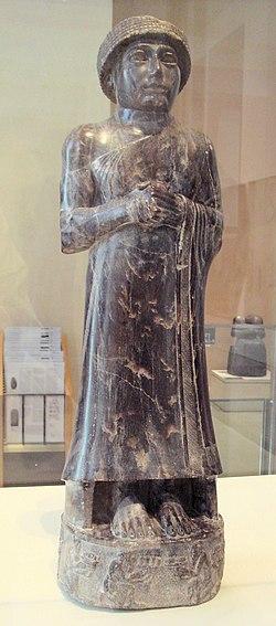 Ур-Нингирсу, правитель Лагаша около 2110 г. до н.э..jpg