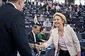 Ursula von der Leyen presents her vision to MEPs (48298862401).jpg