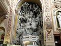 Uscio-chiesa sant'ambrogio-grotta lurdes.JPG