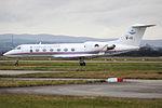 V-11 Gulfstream 4 Royal Netherlands Air Force (25603474393).jpg