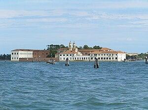 Venice International University - The Island of San Servolo
