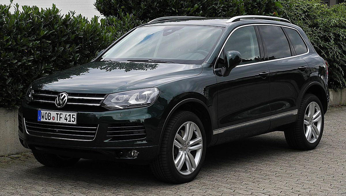vw touareg ii wikipedia. Black Bedroom Furniture Sets. Home Design Ideas
