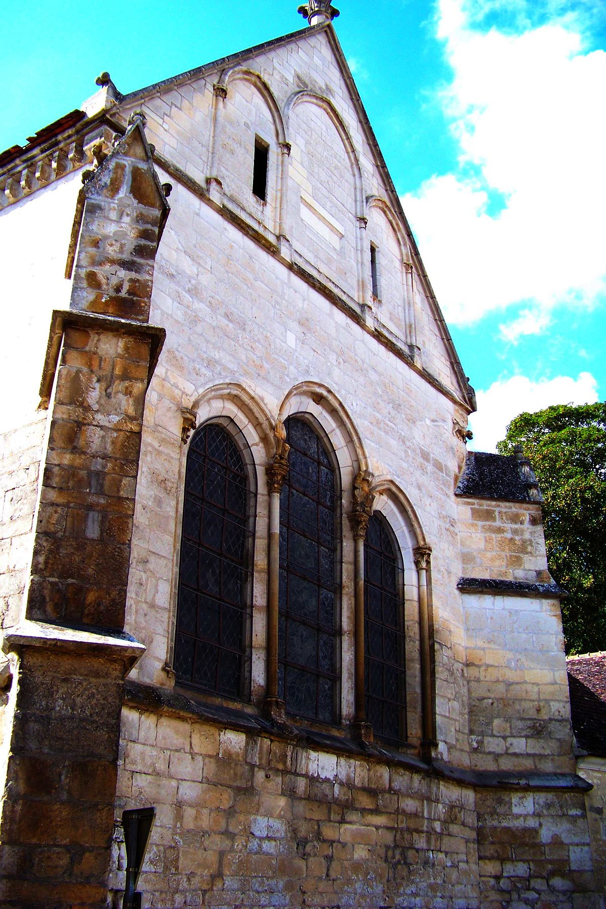 Glise saint aubin de val de mercy wikip dia - La petite cheminee saint aubin ...