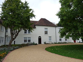 local museum within a medieval manor house in Dagenham