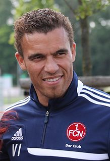 Valérien Ismaël French football player and manager