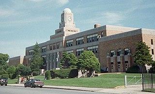 Valley Stream Central High School School in Valley Stream, New York, United States