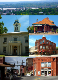 Van Buren, Arkansas City in Arkansas, United States