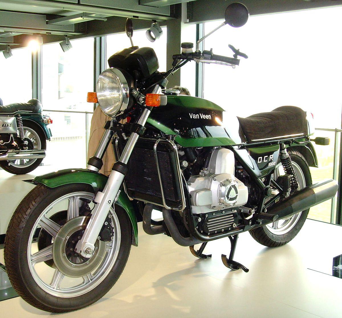 Van Veen (motorcycle) - Wikipedia