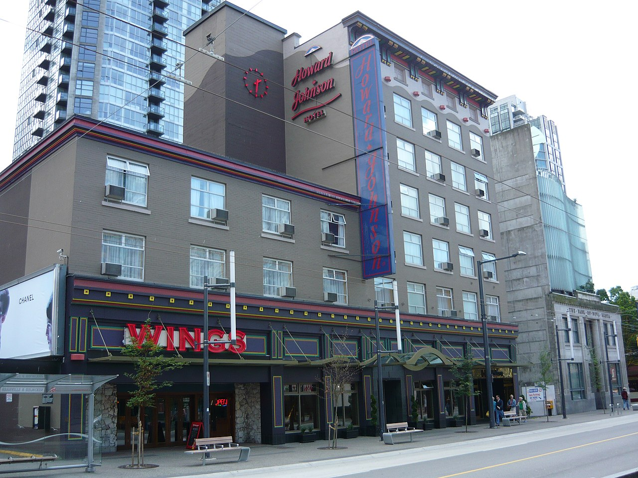 Downtown Vancouver Hotel Airport Shuttle