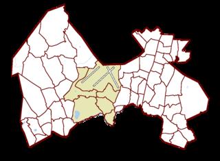 Aviapolis Major Region of Vantaa in Finland