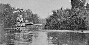 Panzós - Image: Vaporpolochic 1898