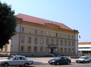 Varėna - Image: Varena savivaldybe