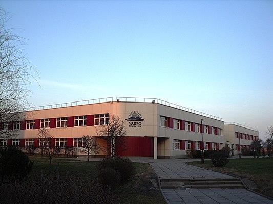 Klaipėda Varpas gymnasium