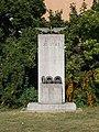 Vasútállomás, Jó utat! 1846-1946 emlékmű, 2018 Dombóvár.jpg