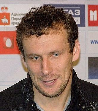Konstantin Vassiljev - Vassiljev in November 2013