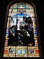 Vaucouleurs (Meuse) Église Saint-Laurent, vitrail (08).JPG