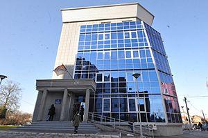 Velika Plana - Administration building