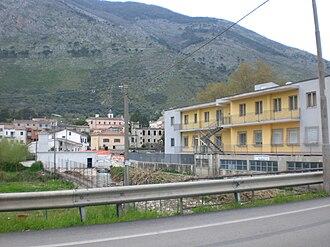 Venafro - Venafro highway.