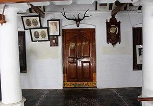 Vasireddy Venkatadri Nayudu - Image: Venkatadri Naidu Fort Amaravathi