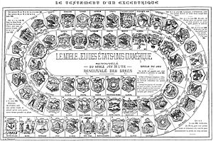 The Will of an Eccentric - The Noble Game of the United States.
