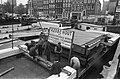 Vernieuwingswerkzaamheden aan Magere Brug , Amsterdam nieuwe Hamijpoort geplaats, Bestanddeelnr 922-3951.jpg