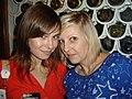 Veronica Belmont and Irina Slutsky.jpg