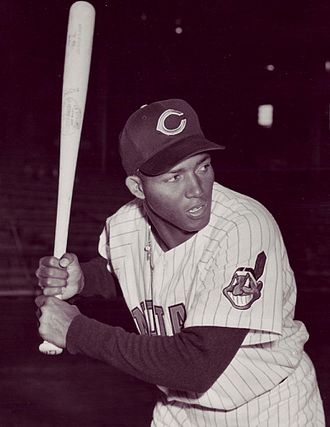 Vic Power (baseball) - Power in 1958