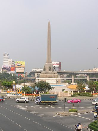 Ratchathewi District - Victory Monument