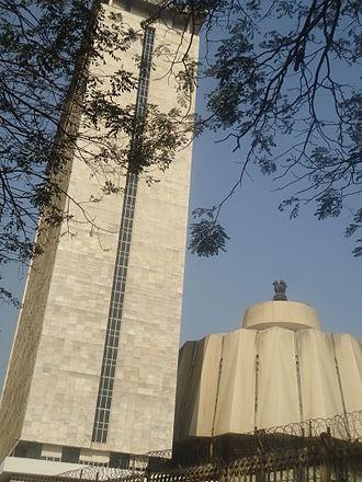 Maharashtra Legislative Assembly - Image: Vidhan bhavan mumbai 2