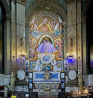 Notre-Dame de la Daurade - Image: Vierge noire de Toulouse