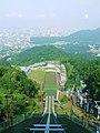 View from Ōkurayama Ski Jump in Summer.jpg