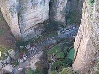 View from Bridge at Ronda, Spain.jpg