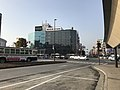 View in front of north entrance of Oita Station 2.jpg