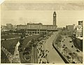 View of Central Railway Station, Sydney (NSW) - approach road (8455090456).jpg