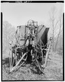 View of cane-cutting machine. - Laurel Valley Sugar Plantation, State Route 308, Thibodaux, Lafourche Parish, LA HAER LA,29-THIB,1-1.tif