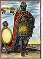 View of the Abyssinian emperor, 1683.jpg