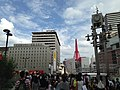 View on north side of Osaka Station 20150921.JPG