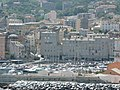 View to old harbour of Bastia - panoramio.jpg