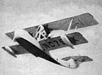 Viking V-2 in flight below Aero Digest March,1930.jpg