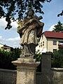 Vilémovice, socha.jpg