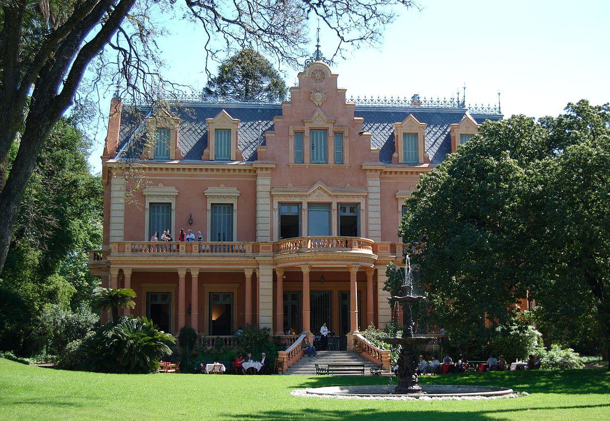 Villa Ocampo (museo) - Wikipedia, la enciclopedia libre